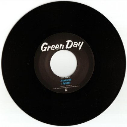 "Виниловая пластинка Green Day ULTIMATE COLLECTORS 7"" VINYL SINGLES BOX SET (Box set/Limited)"