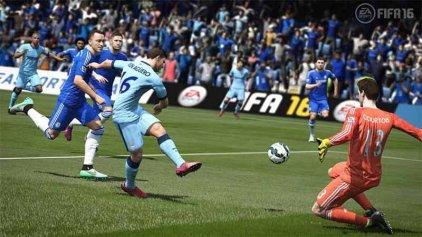 Игра для PS4 FIFA 16 (русская версия)