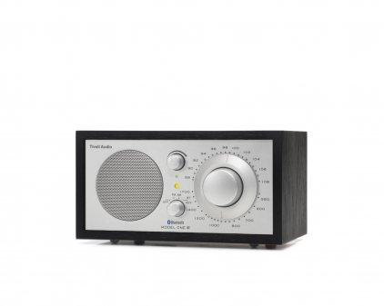 Радиоприемник Tivoli Audio Model One BT black/silver (M1BTSLB)