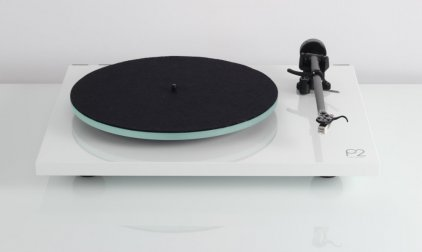 Rega Planar 2 (Carbon MM) black