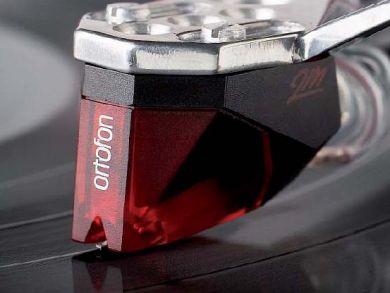 Проигрыватель винила Pro-Ject Debut Carbon Esprit (DC) red (Ortofon 2M-RED)