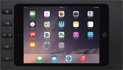 iPort SURFACE MOUNT BEZEL BLACK WITH 6 BUTTONS (For iPad AIR 1,2 PRO9.7)