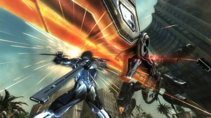 Sony Игра для PS3 Metal Gear Rising: Revengeance русская документация