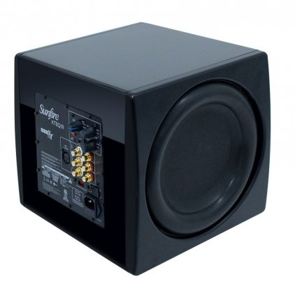 SUNFIRE Xteq8 black