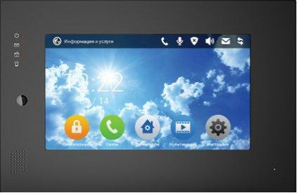 Видеодомофон BAS-IP AP-07 B v3