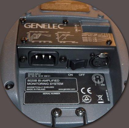 Genelec 8020AS
