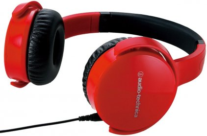 Audio Technica ATH-OX5 red