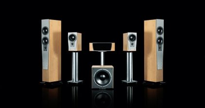 Dynaudio Contour SR maple
