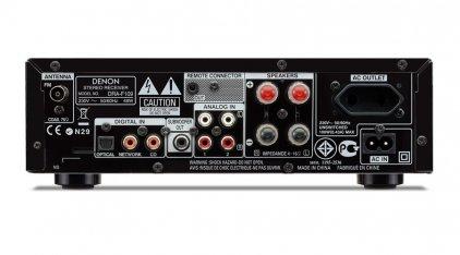 Интегральный усилитель Denon DRA-F109 black