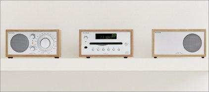 CD-проигрыватель Tivoli Audio Model CD cherry/silver (MCDSLCB)