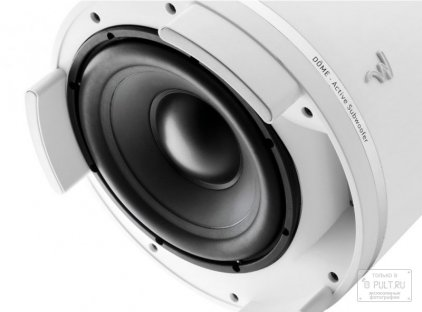 Сабвуфер Focal Dome Sub white