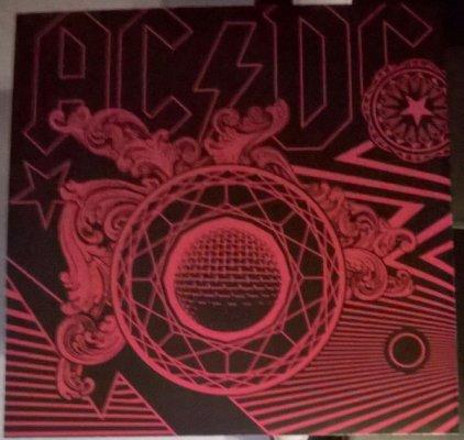 AC/DC BLACK ICE (Gatefold/180 Gram)