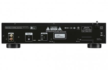 CD проигрыватель Denon DCD-720AE black