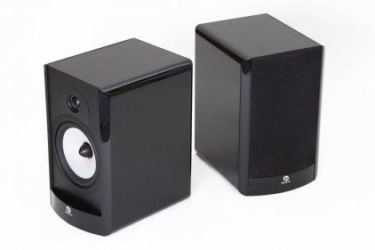 Boston Acoustics A23 Gloss Black