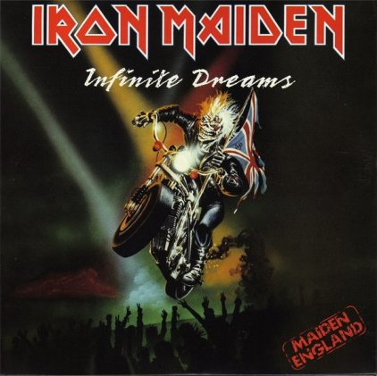 Iron Maiden INFINTE DREAMS (LIVE) (Limited)