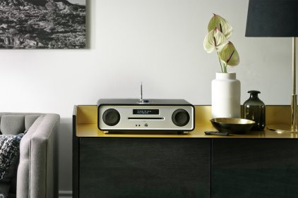 Ruark Audio R4MK3 rich walnut