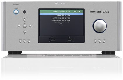 AV процессор Rotel RSP-1582 silver