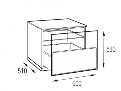 MD 455.0612 Planima черный/дымчатое стекло