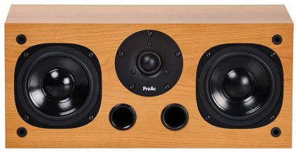 ProAc Centre Voice black ash