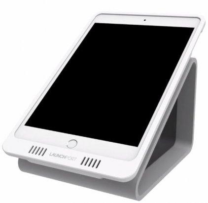 Магнитный чехол iPort AM.1 Sleeve for iPad Mini white