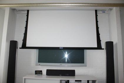 "Экран Vutec Lectric IV (9:16) 147"" BriteWhite 90 TBTL"
