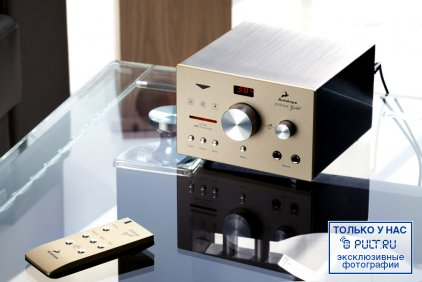 ЦАП Antelope Audio Zodiac Gold Bundle (Voltikus PSU в комплекте) black