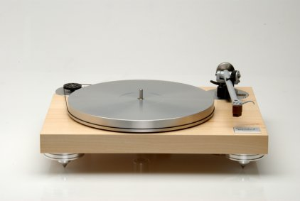 Acoustic Signature Manfred MK II XL black
