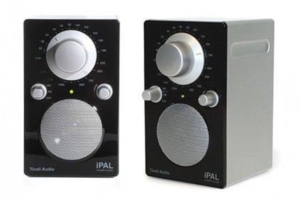 Радиоприемник Tivoli Audio iPAL High Gloss Black/Silver