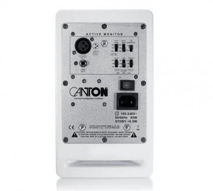 Canton AM 5 white