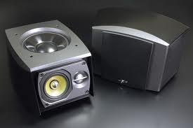 Настенная акустика Paradigm Millenia ADP black