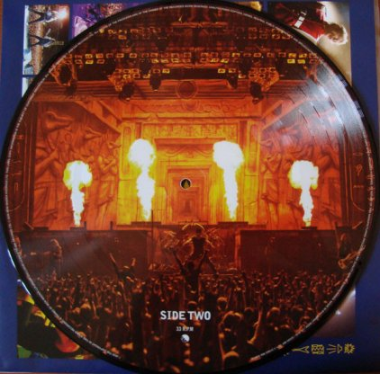 Iron Maiden FLIGHT 666 - THE ORIGINAL SOUNDTRACK (Picture disc/180 Gram)