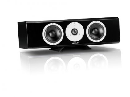 Dynaudio Excite X24 glossy black lacquer