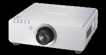 Проектор Panasonic PT-DW640ELK