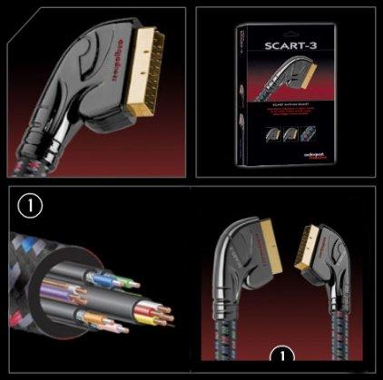 AudioQuest SCART-3 3m
