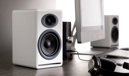 Audioengine P4 Hi-Gloss White