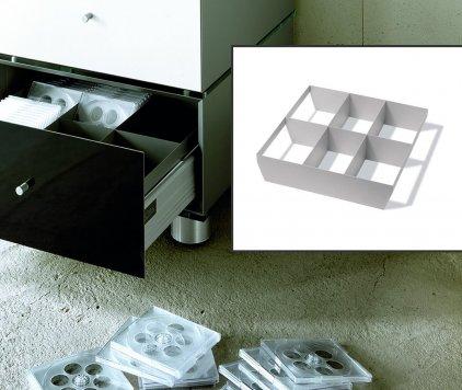Ячейка для CD, DVD дисков Spectral CDE6