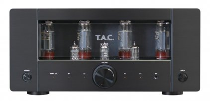 Ламповый усилитель T.A.C. K-35 black