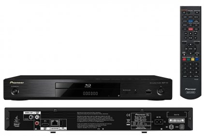 Blu-Ray проигрыватель Pioneer BDP-170