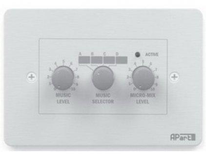 Панель APart PM1122R Проводная панель управления для предусилителя PM1122мм. Соединение витой парой до 300 м. от PM-1122.