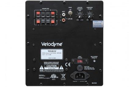 Velodyne Impact 12 black