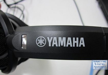 Наушники Yamaha HPH-200 black