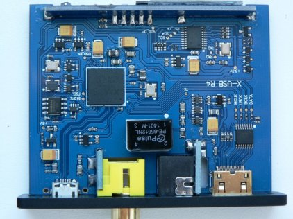 SMSL X-USB silver