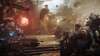 Игра для Xbox360 Gears of War Judgment (русская версия)
