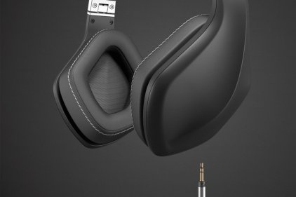 Наушники Magnat LZR 980 Deep Black design by Pininfarina