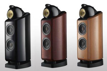 Напольная акустика B&W 800 D2 high gloss black