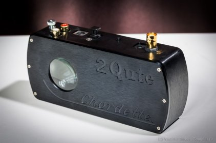 Chord Electronics 2Qute black