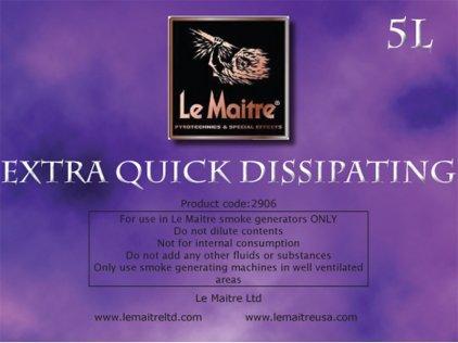 Аксессуар LE MAITRE EXTRA QUICK DISSIPATING ( EQD)FLUID 5L