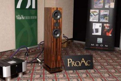Напольная акустика ProAc Response D 48 mahagon