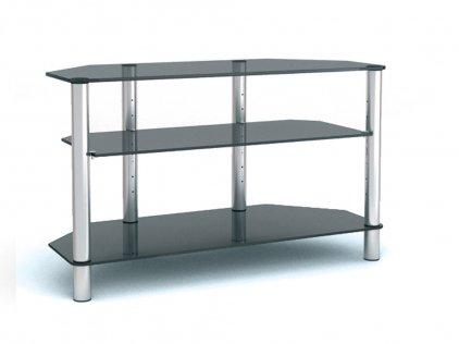 MD 512 Slim серебро/дымчатое стекло