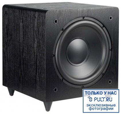 SUNFIRE Dual Driver Powered Subwoofer SDS-12